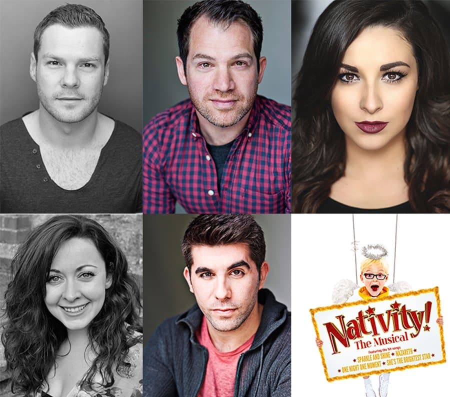 Casting announced for Nativity The Musical UK Tour