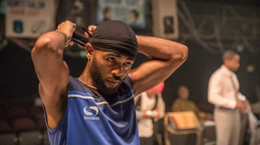 The Barbershop Chronicles at National Theatre