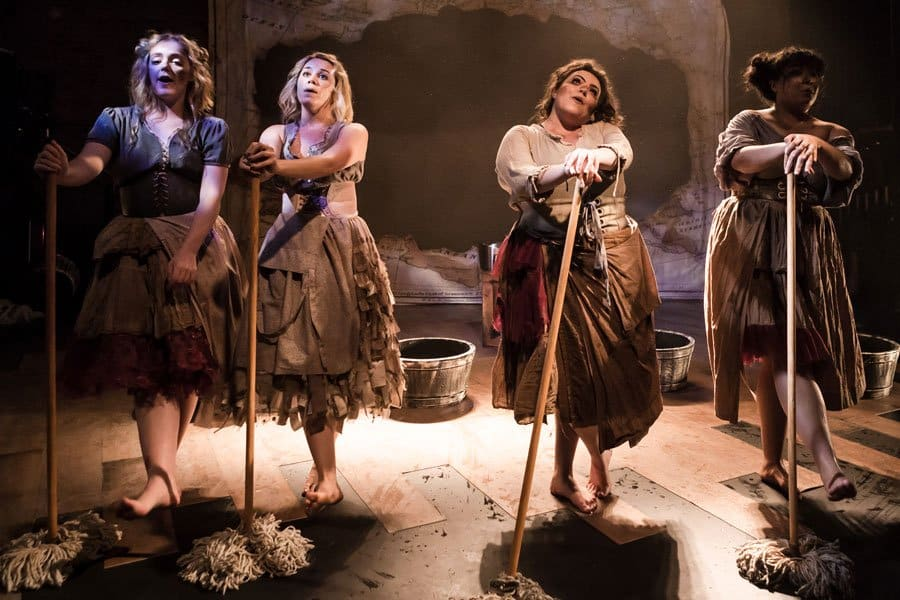 Blondel the musical at the Union Theatre London