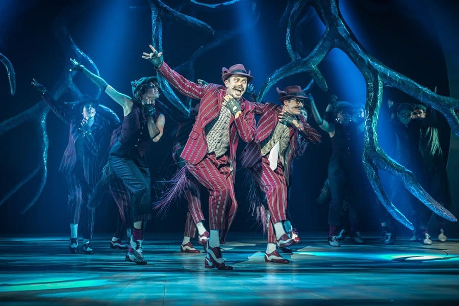 The Wind In The Willows a new musical by Stiles and Drewe