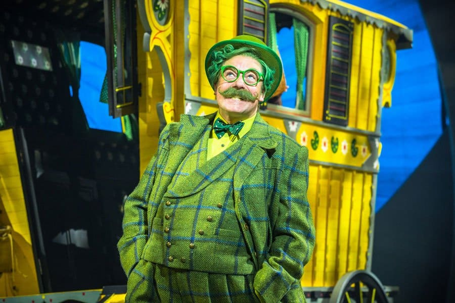 Stiles and Drewe's the Wind In the Willows