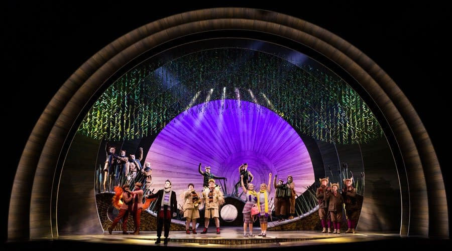 Book now for The Wind In the Willows at the London Palladium