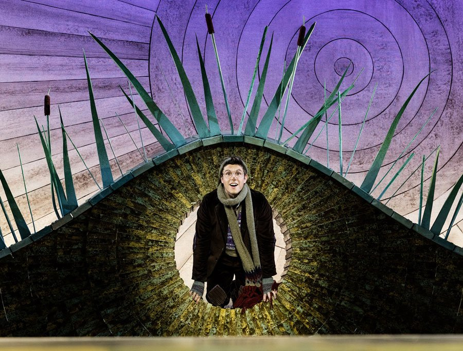 The Wind In the Willows - A New musical London palladium