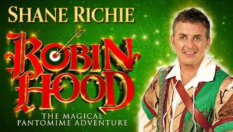 Shane Richie in Robin Hood at New Victoria Theatre