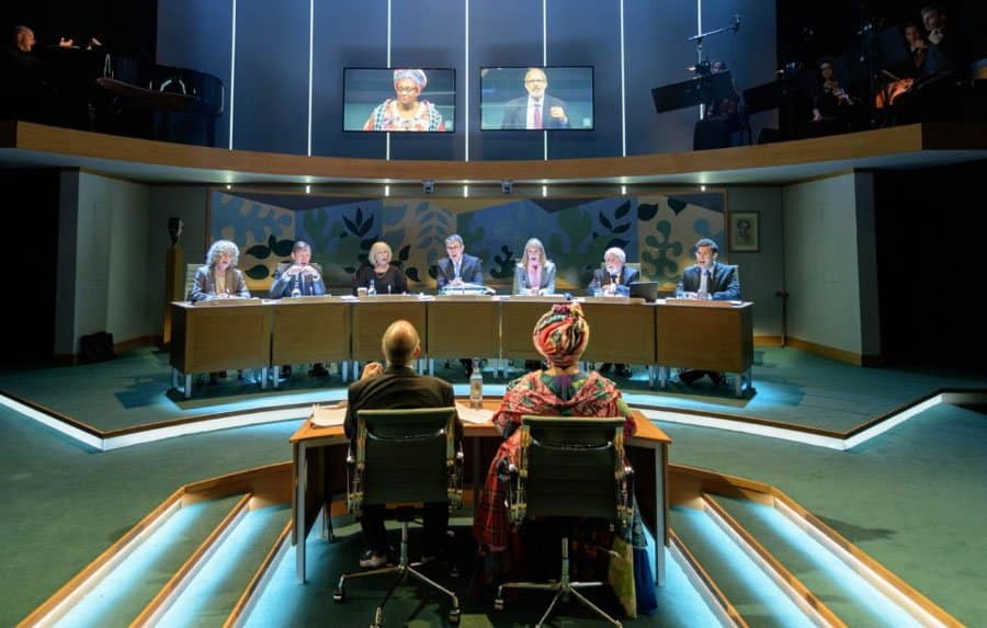 Committee the musical at DonmarWarehouse