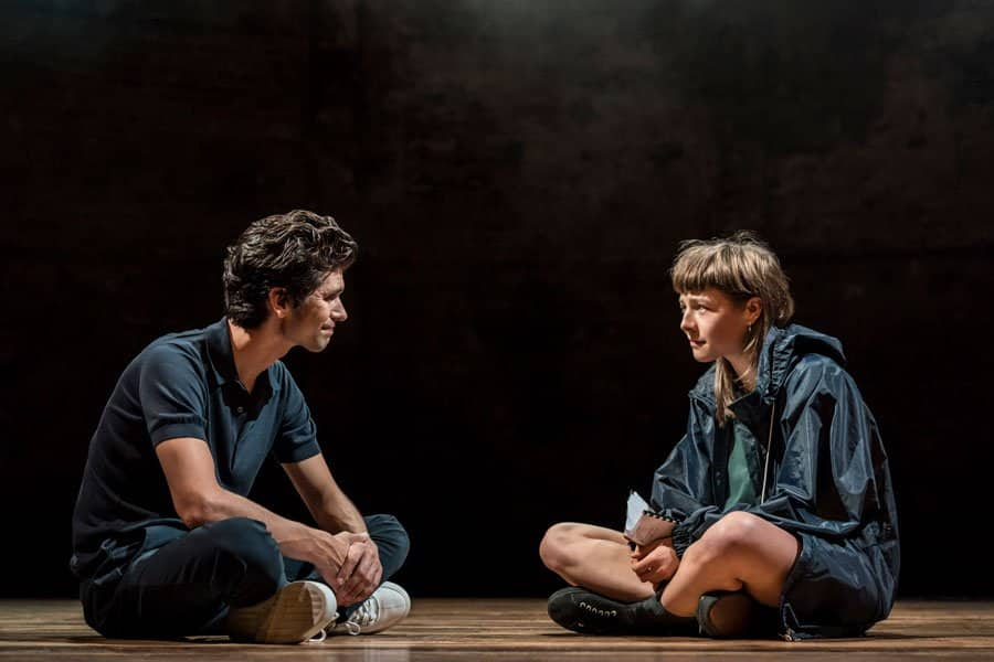 Against at Almeida Theatre