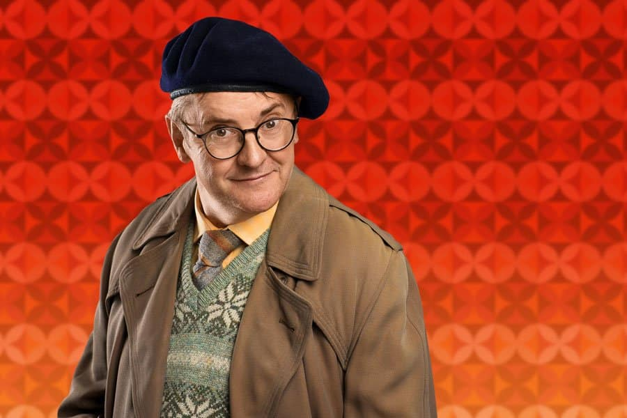 Joe Pasquale as Frank Spencer in Some Mothers Do 'Ave 'Em UK Tour