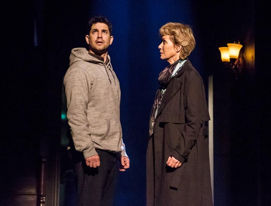 The Exorcist starring Jenny Seagrove and Adam Garcia