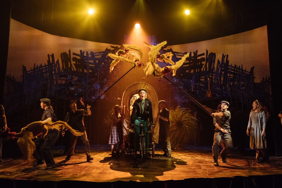 The Lorax at the Old Vic
