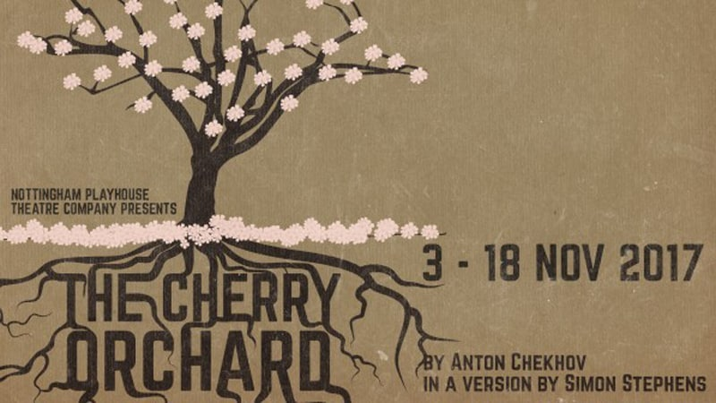 The Cherry Orchard at Nottingham Playhouse