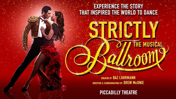 Strictly Ballroom Tickets London