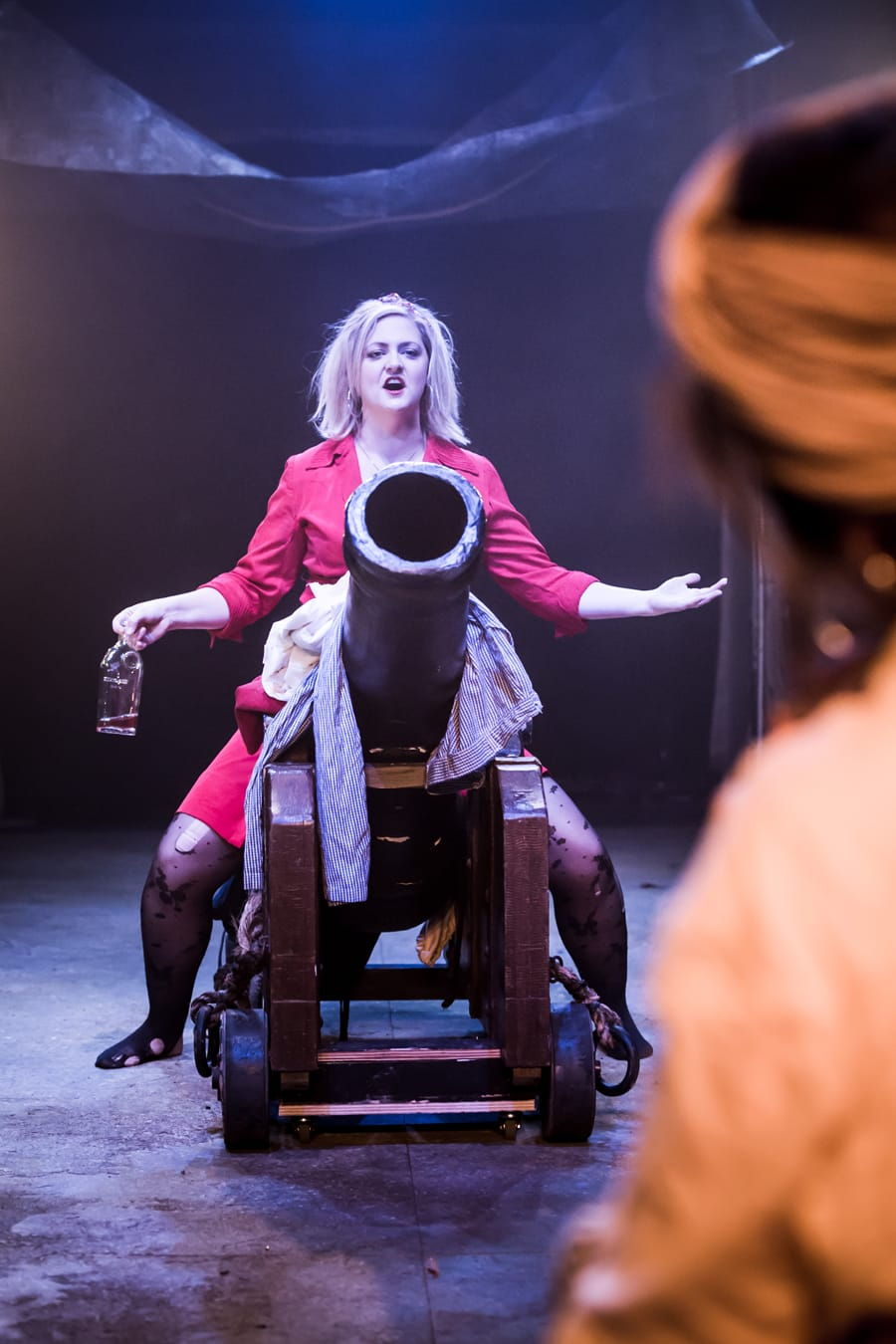 Mother Courage and her Children at Southwark Playhouse
