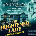 The case of the Frightened Lady UK Tour
