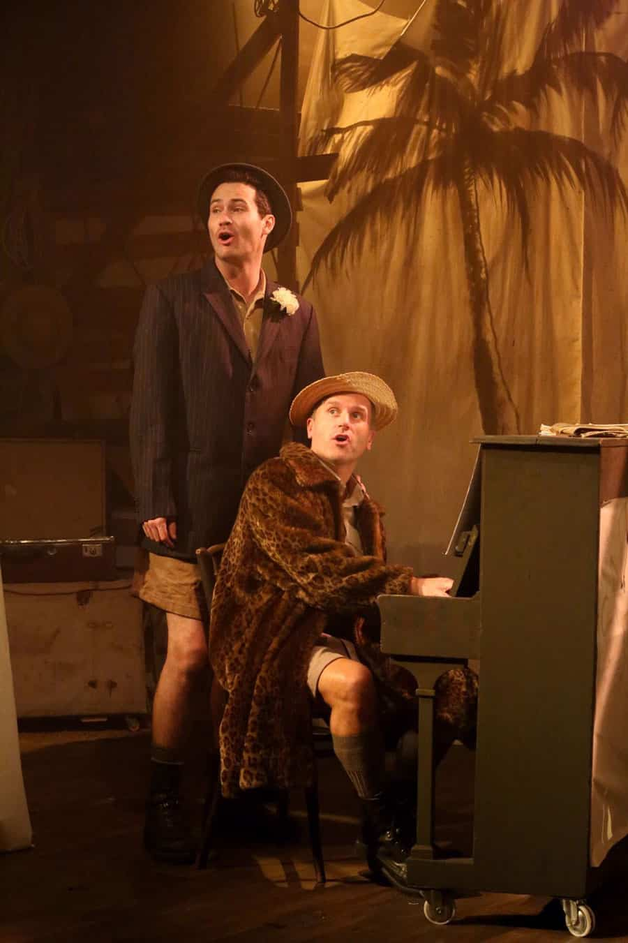 Privates On Parade review at Union Theatre