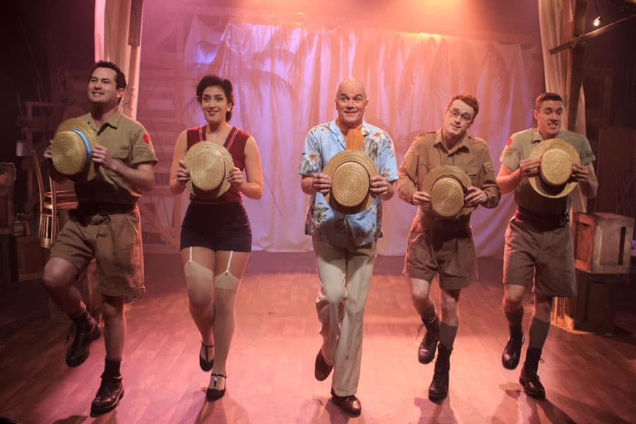 Privates On Parade at the Union Theatre