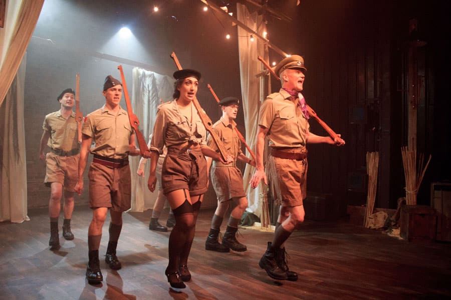 Privates on Parade at the Union Theatre review