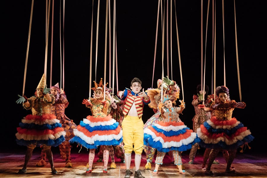 Pinocchio at the National Theatre