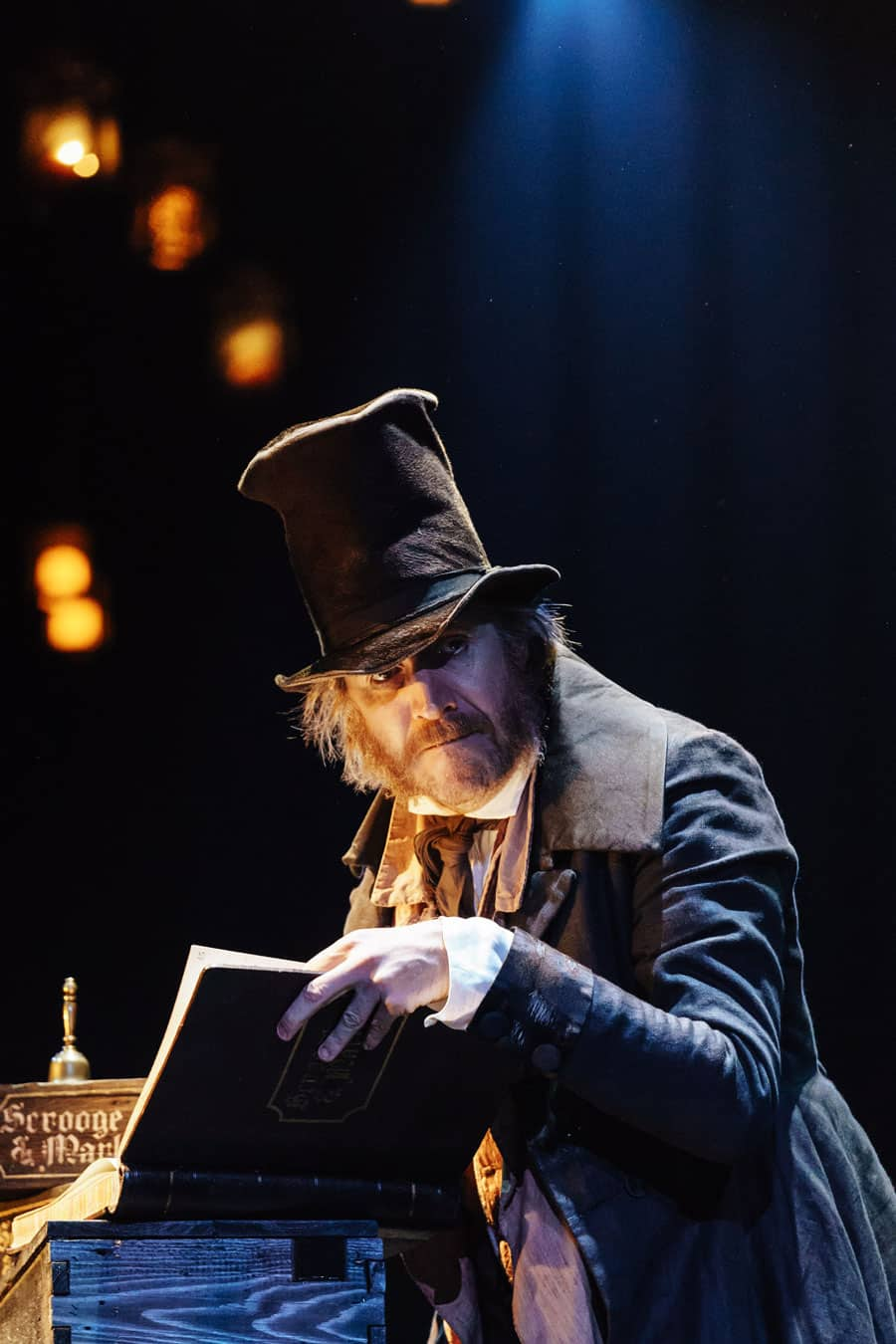 A Christmas Carol Review Old Vic Theatre