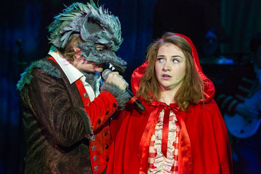 Red Riding Hood New Wolsey Theatre