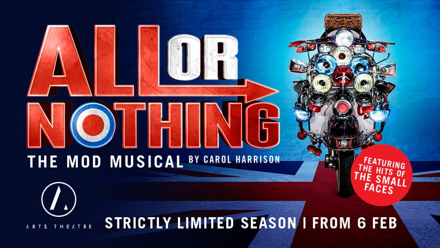 All or Nothing Small faces Musical Arts Theatre