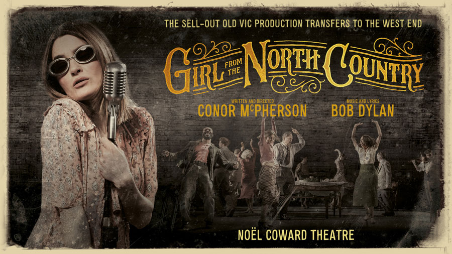 Girl From The North Country musical