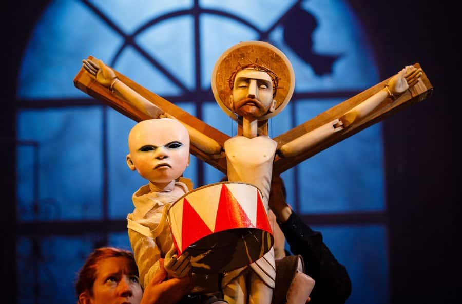 The Tin Drum Review West Yorkshire Playhouse