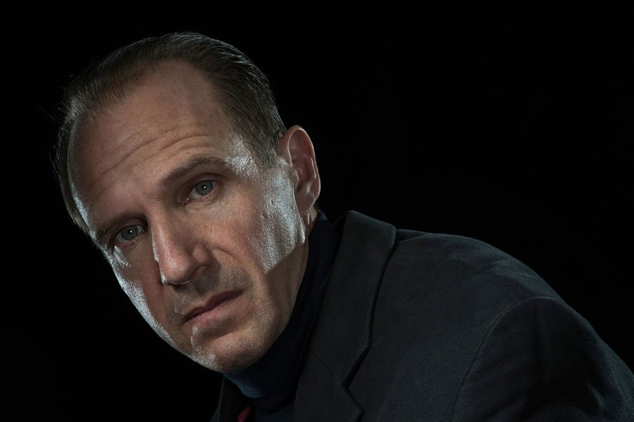 ntony and Cleopatra National Theatre Ralph Fiennes