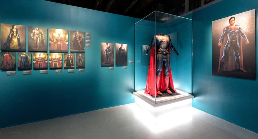 DC Exhibition: Dawn of Super Heroes comes to O2 London