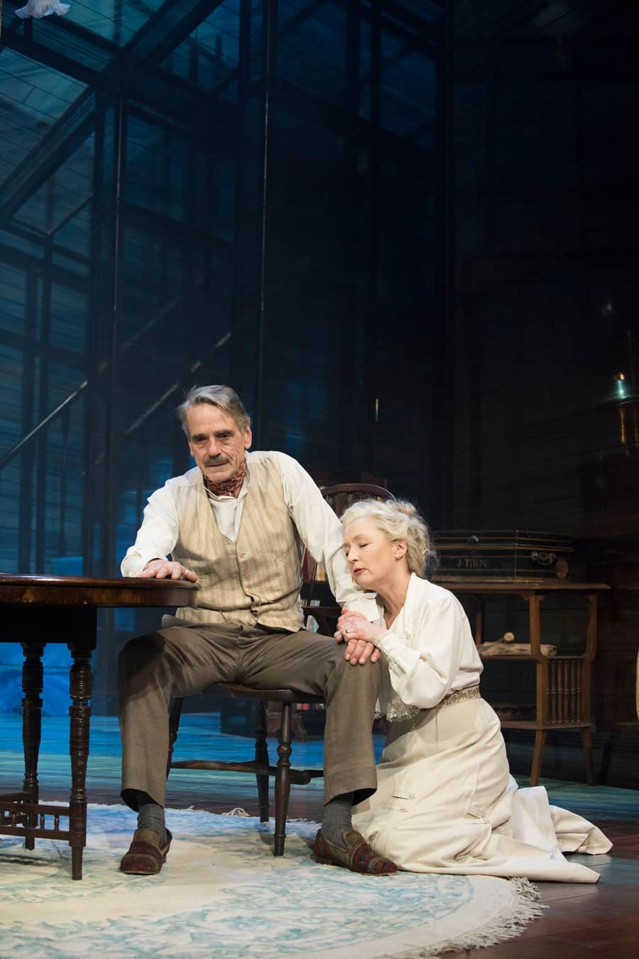 London Day's Journey Into Night at Wyndham's Theatre