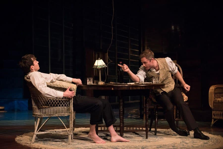 Long Day's Journey Into Night Wyndhams Theatre