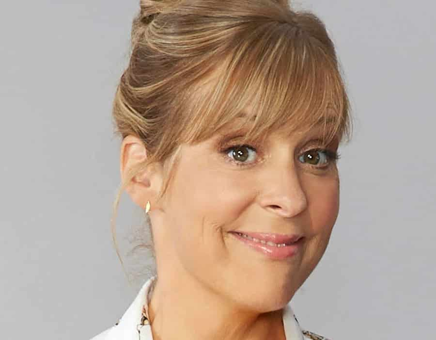 Mel Giedroyc joins the cast of Company at the Gieldgud Theatre