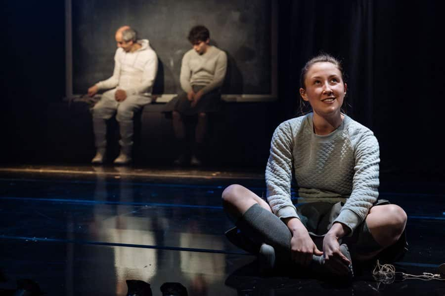 Alan Ayckbourn The Divide The Old Vic Review