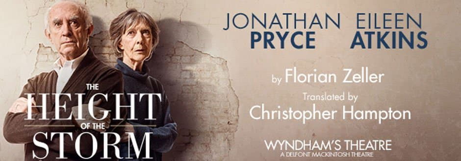 Height Of The Storm-wyndhams-theatre-tickets