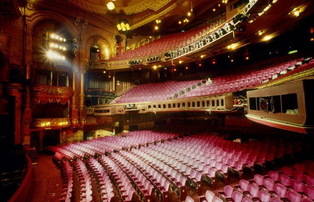 London Palladium Venue Information British Theatre