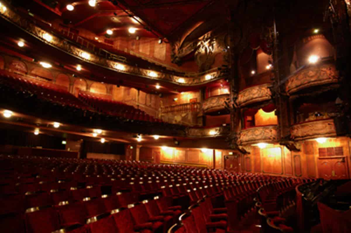 Lyceum Theatre Auditorium 3