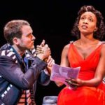 Killian Donnelly and Beverley Knight in Memphis. Photo: Johan Persson