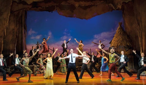 Book tickets to The Book of Mormon at London's Prince Of Wales Theatre at BritishTheatre.com