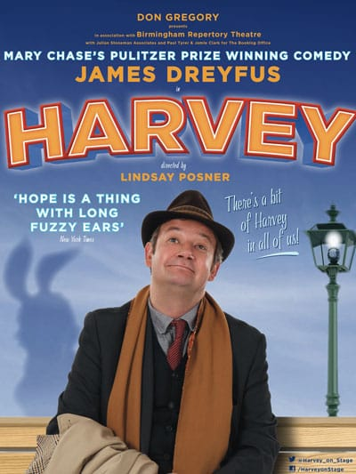 James Dreyfus to star in Harvey