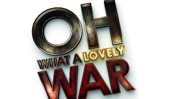 Oh What A Lovely War begins UK Tour in 2015