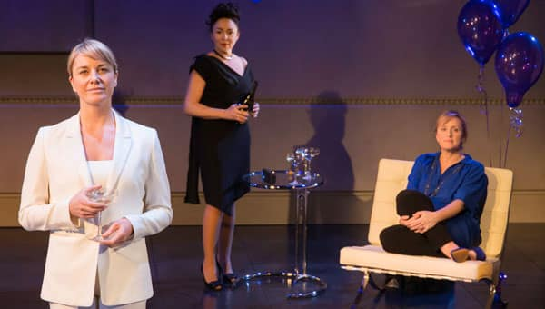 Di and Viv and Rose at the vaudeville Theatre, London