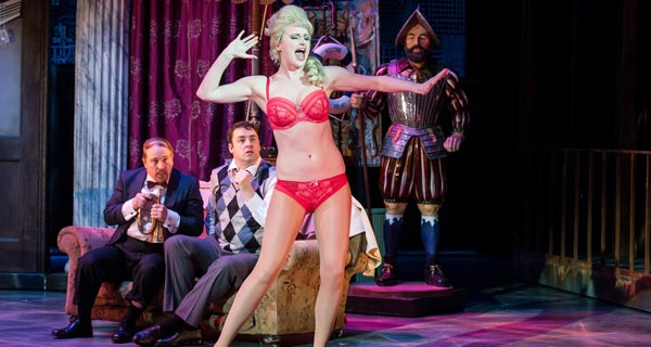 The Producers by Mel Brooks is currently touring the UK