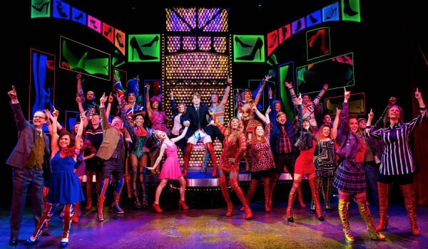 Kinky Boots The Musical 1