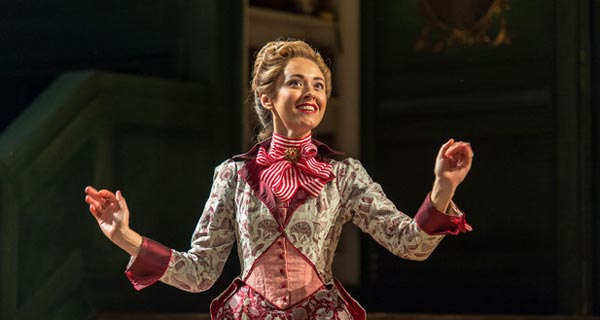 The Beaux Stratagem at the National Theatre