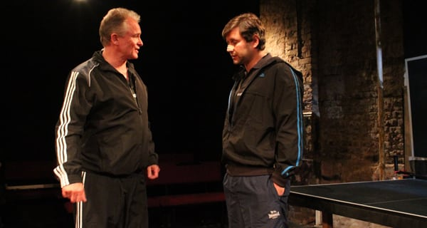 Not A Game For Boys at the King's Head Theatre