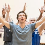 Benedict Cumberbatch and cast in rehearsals for Hamlet