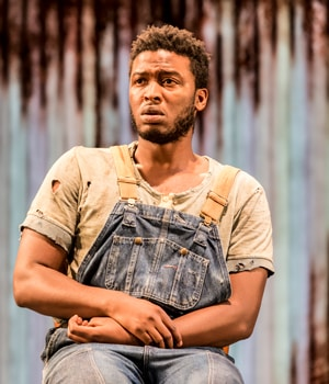 To Kill A Mockingbird at Barbican Theatre