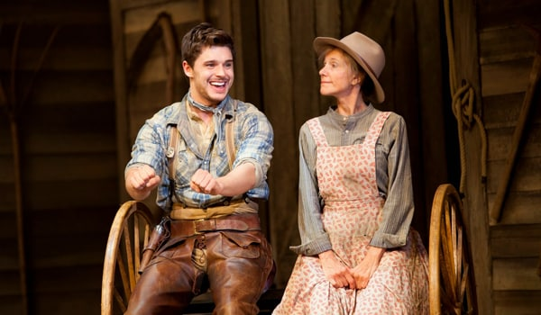 Oklahoma Lyceum Theatre Sheffield then touring