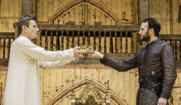 Richard II at Shakespeare's Globe