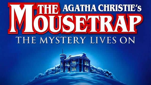 The Mousetrap Uk Tour tickets 2016