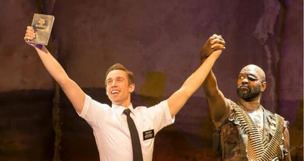 The Book Of Mormon Tickets London